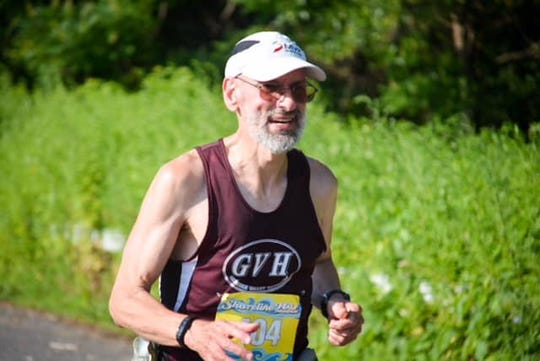 Kevin Clinefelter died on July 13, 2019 while running the Shoreline Half Marathon in Hamlin.