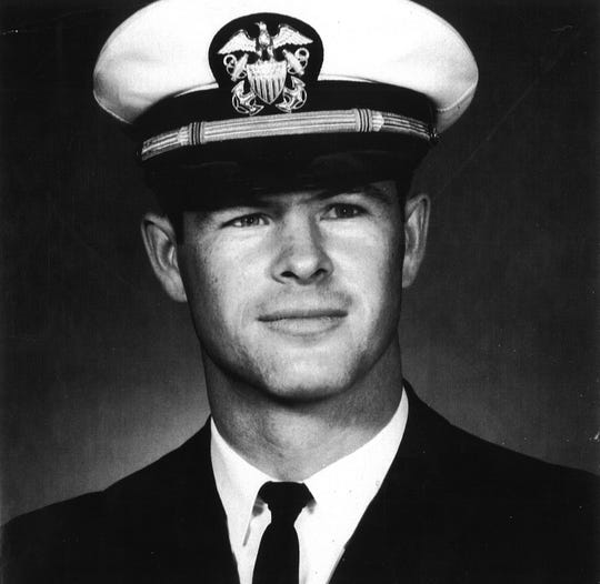 "Capt. (Ret.) Forrest ""Zeke"" Zetterberg served 28 years in the Navy and was a commercial pilot for 42 years, with some overlap while in the Navy Reserve."