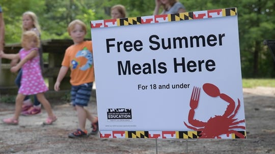Wicomico County Public Schools system Summer Meal program expands to include Salisbury City Park location.