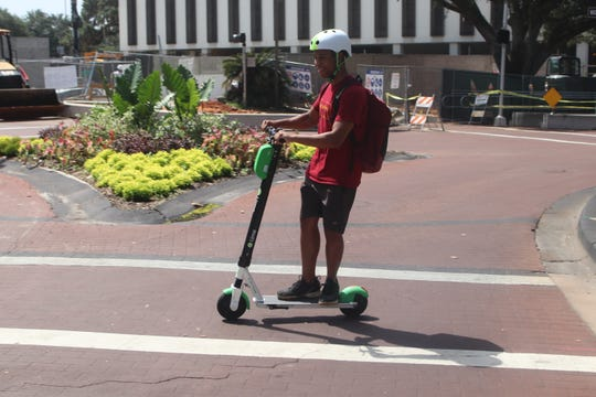 As many as 1,000 e-scooters hit the streets of Tallahassee