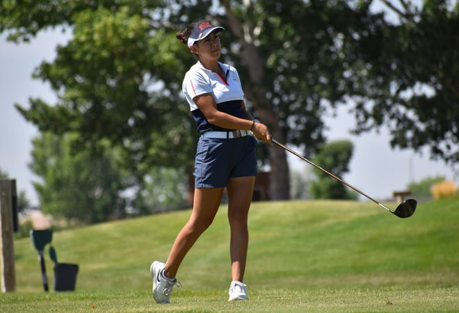 UTEP golfer Naomi Ramirez won the New Mexico-West Texas Amateur Golf Tournament Sunday in New Mexico.