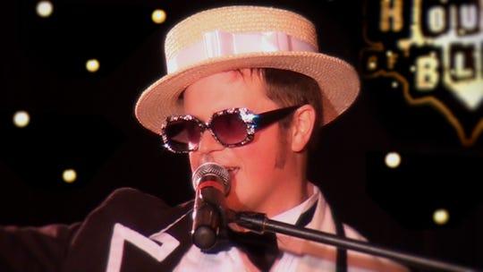 Rus Anderson in Rocket Man: The Elton John Tribute Show,