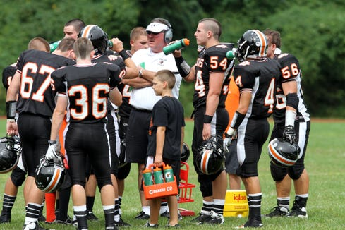 Hen Hud hired John Catano, a 1976 graduate of the school, as its new football coach. Catano, who coached the last two seasons at James I. O'Neill High School in Highland Falls, was the head coach at Croton-Harmon for 18 years.