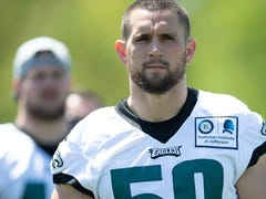 Dream of playing for Eagles has Delaware's Worrilow working on a comeback