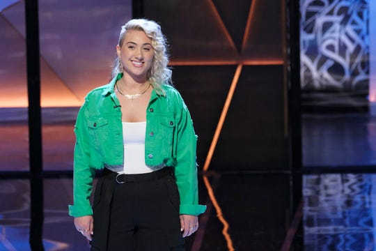 "Wilmington native Maggie Gabbard performs under the name TVTE on NBC's ""Songland."""
