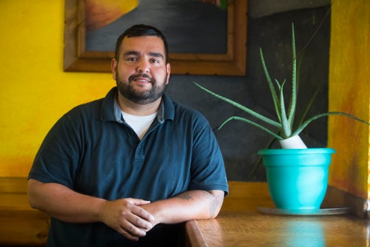 Jonathan Rodriguez, owner of Joe's Market in Georgetown stands for a portrait in his store Thursday, July 11, 2019.