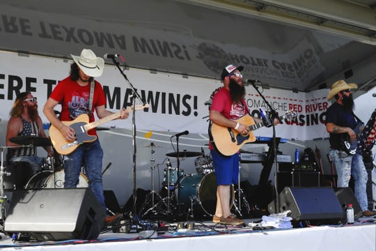 Clint Vines & the Hard Times play 7:45 p.m. Thursday, July 25 at P2, 1409 Lamar.
