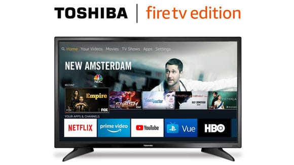 This 32-inch smart TV is under $100 for Prime Day only