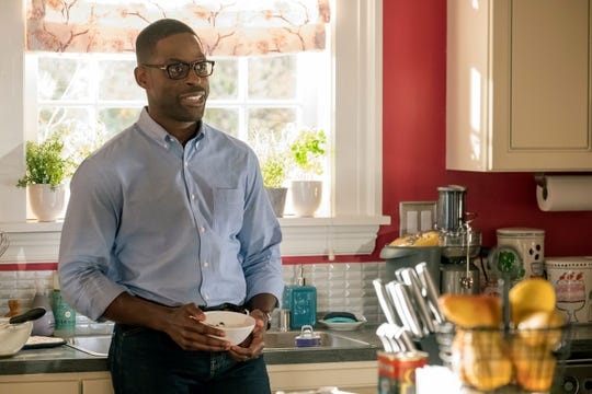 "Best actor, drama: Sterling K. Brown, ""This is Us,"" NBC"