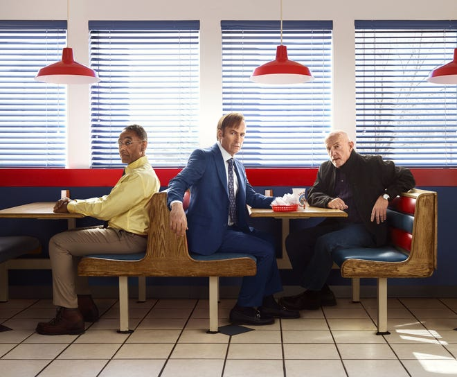 "Best drama: ""Better Call Saul,"" Sony Pictures"