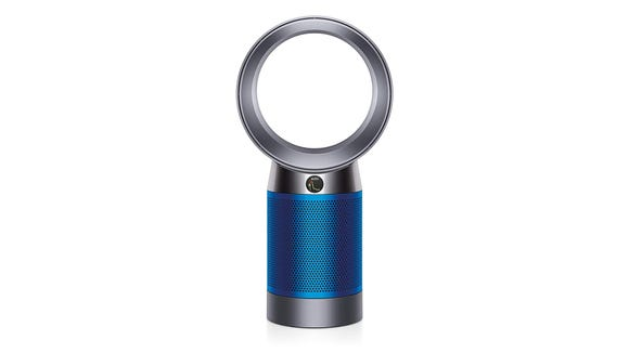 The Dyson Pure Cool DP04 has a HEPA filter and Dyson's bladeless design.