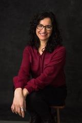 Author Jennifer Block.