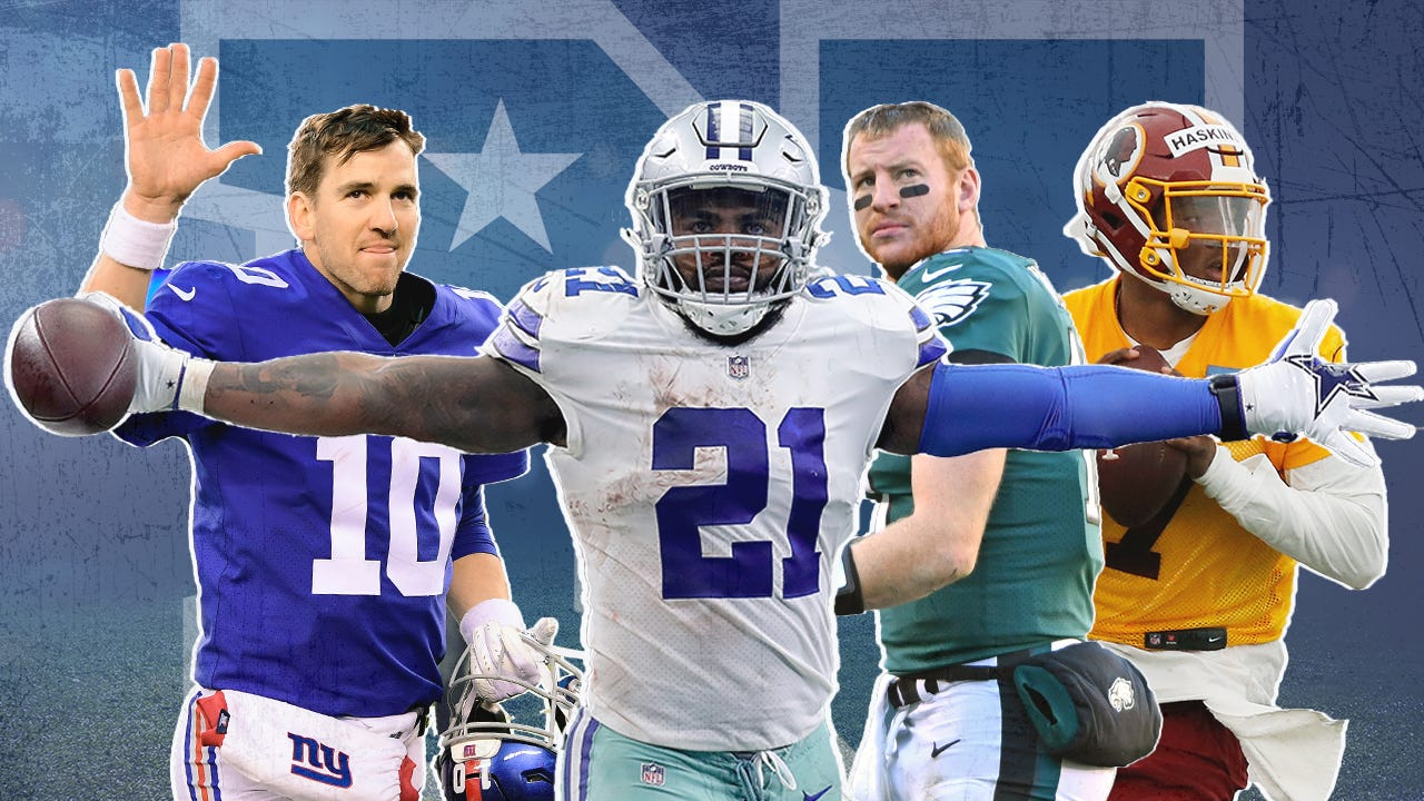 aa5ce8e4 Who makes playoffs in wide open NFC East?