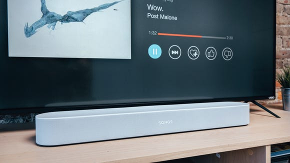 The Sonos Beam is one of the most popular soundbars on the market.