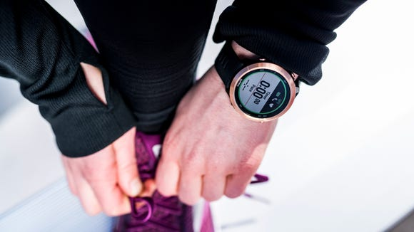 The Garmin Forerunner 645 with Music looks great and performs even better for the serious runner.