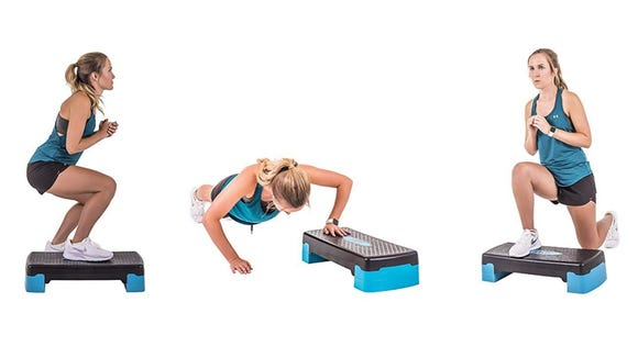 The Step Home Gym offers a versatile fitness tool for boosting your workouts.