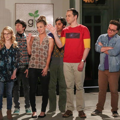 """Best comedy: """"The Big Bang Theory,"""" CBS"""
