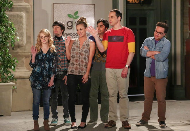 """""""The Big Bang Theory"""" reruns will stream on HBO Max, the new service from the hit sitcom's producer, WarnerMedia."""
