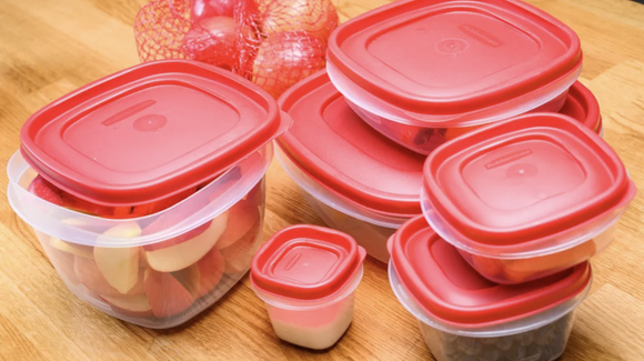 You can't go wrong with Rubbermaid.
