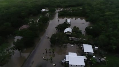 Tropical Storm Barry update: See power outages across Louisiana