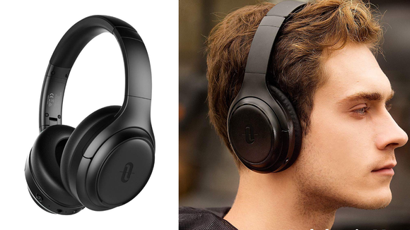 These headphones are as comfortable as they are noise-canceling.