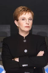 """Anne Robinson hosted the NBC's game show """"Weakest Link."""""""
