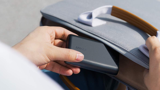 Meet one of the smallest, lightest and fastest portable chargers on the market.