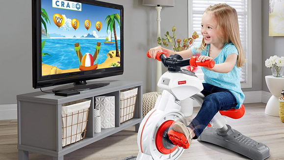 Save a bundle on the Fisher Price Smart Cycle