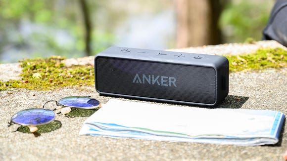 The Anker Soundcore 2 is one of our favorite Bluetooth speakers—and it's at its lowest price ever for Prime Day.