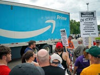 Amazon Prime Day strike: Minnesota workers are protesting on company's biggest day