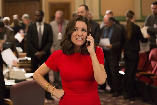 "Best actress, comedy: Julia Louis-Dreyfus, ""Veep,"" HBO"