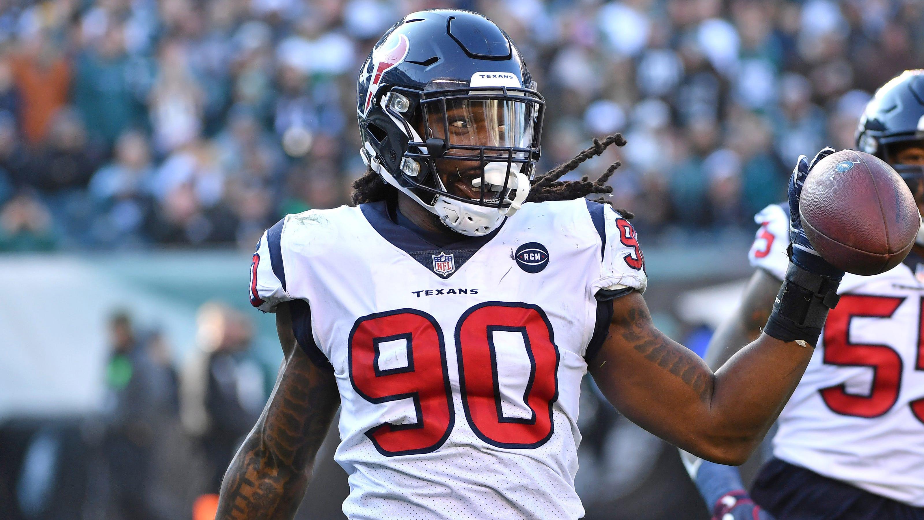 Jadeveon Clowney trade: Seahawks get Pro Bowl pass-rusher from Texans