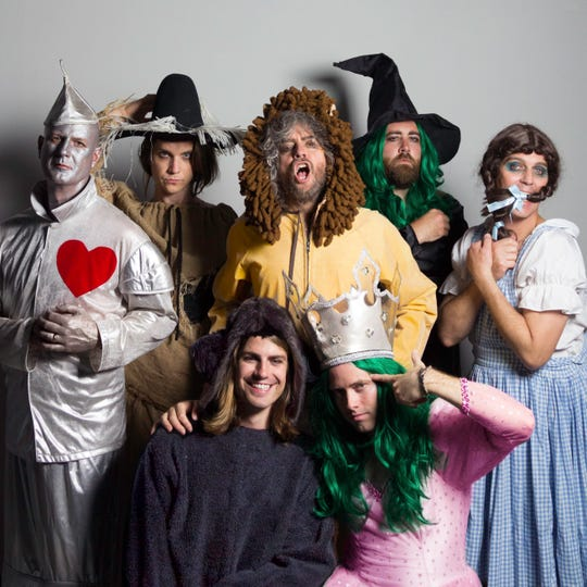 The Flaming Lips play the Stone Pony Summer Stage in Asbury Park on Sunday, July 28.