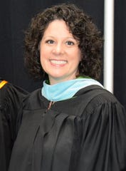 Dawn Young assumed the position of Vestal High School principal on July 1.