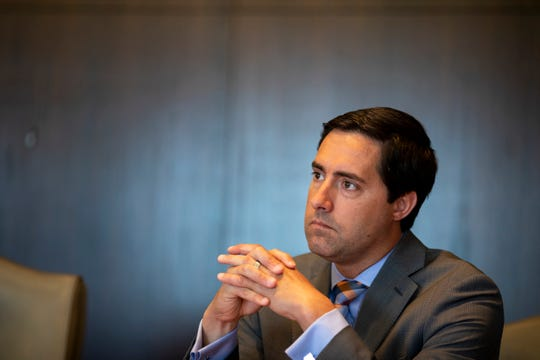 Ohio Secretary of State Frank LaRose said eight counties failed to update security by his Friday deadline.