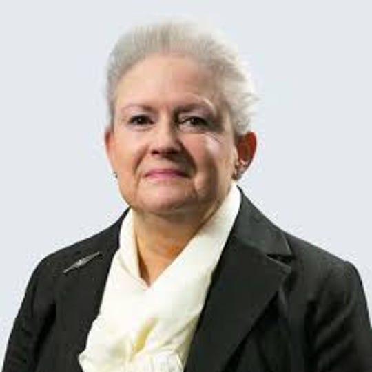 Ohio board of education member Jenny Kilgore