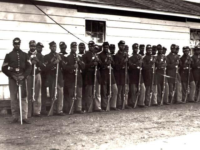 54th Massachusetts Volunteer Infantry
