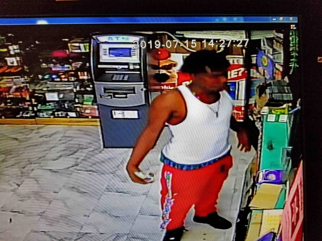 A possible suspect from Monday's Clarksville shooting