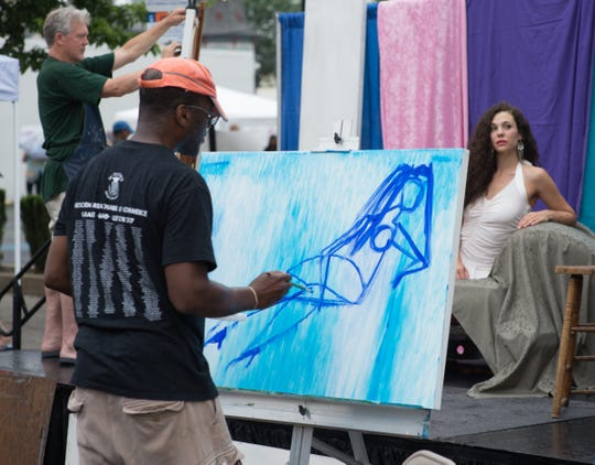 Arts once again will gather in Metuchen Town Plaza for ArtCycle, a family-friendly event that will celebrate recycled art.