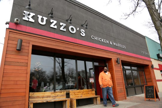 Kuzzo's Chicken & Waffles, in the 7 Mile & Livernois neighborhood of Detroit, is set to re-open after a monthslong kitchen renovation.