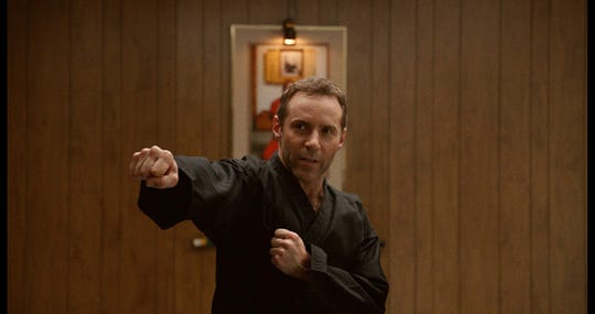 "Alessandro Nivola in ""The Art of Self-Defense."""