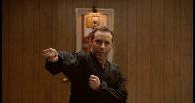 "Alessandro Nivola in ""The Art of Self-Defense."""