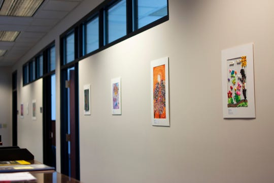 This summer, the artwork of 35 students from the Detroit Public Schools Community District (DPSCD) will grace the office walls of Michigan Attorney General Dana Nessel.