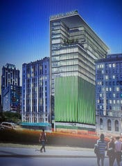 TCF Financial Corp. and Chemical Financial Corp. have received the needed regulatory approval to merge. The combined bank will takeon theTCF Financial Corp. name and will reside in a new 20-story, mixed-use building plannedat Woodward and West Elizabeth near Comerica Park.