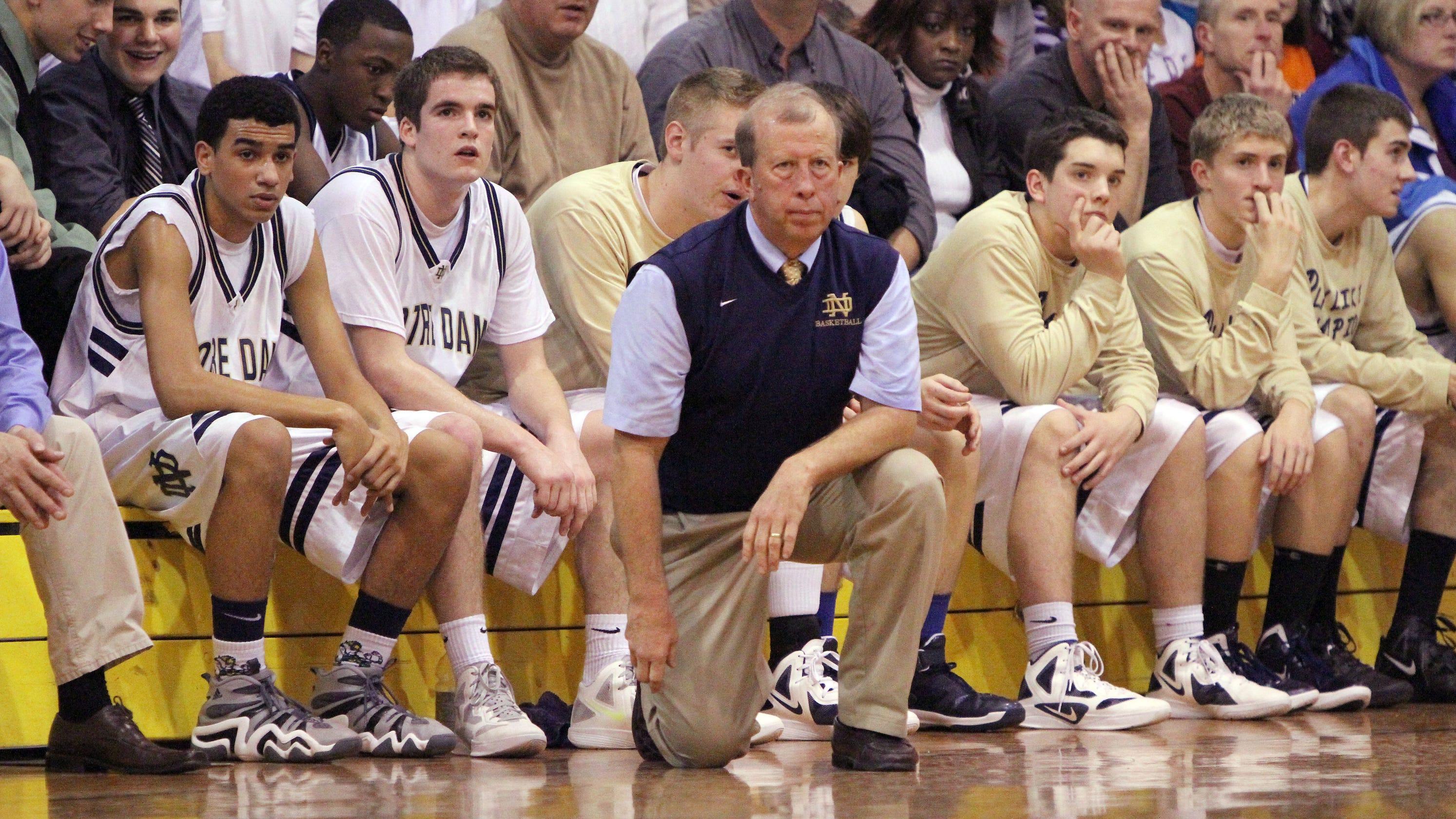Bill Hopkins retires after 45 seasons as a basketball coach