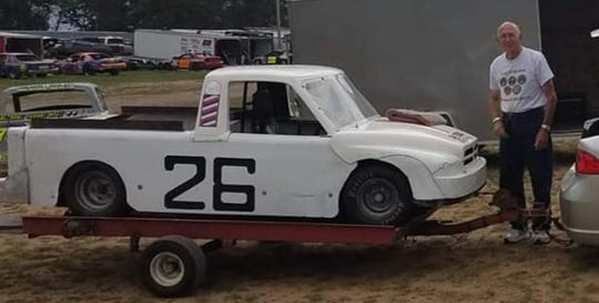 Pete Zarnoth, an 87-year-old from Brillion, races his sport truck at Norway (Mich.) Speedway and Wisconsin International Raceway in Kaukauna. He is one of the oldest active motor racers in the United States.