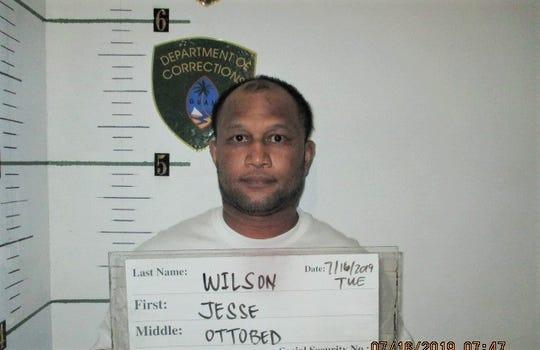 Jesse Ottobed Wilson
