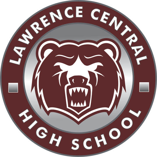 Lawrence Central's new logo