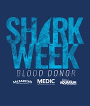 MEDIC Regional Blood Center is holding a Shark Week special from July 17 to 19 aimed at increasing its inventory at select its Center locations and mobile locations.