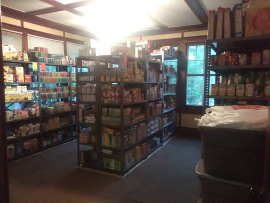 Solomon House, New Iberia food bank, lost 1,000 pounds of perishable food after losing power due to Hurricane Barry.